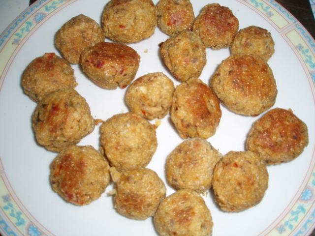 Polpette senza glutine di carne