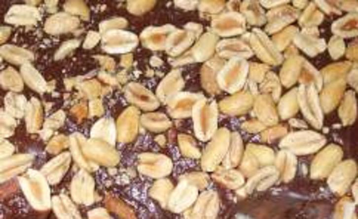 delizia alle arachidi senza glutine