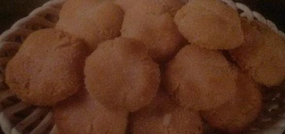 amaretti senza glutine