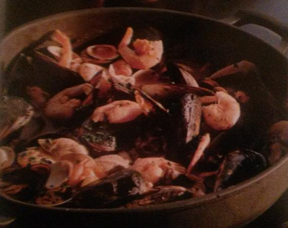 zuppa di pesce senza glutine