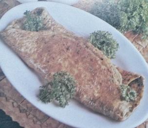 Omelette alle erbe senza glutine
