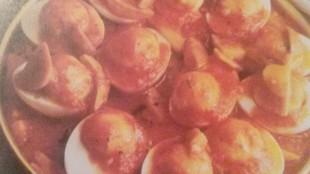 Uova al funghetto gluten free