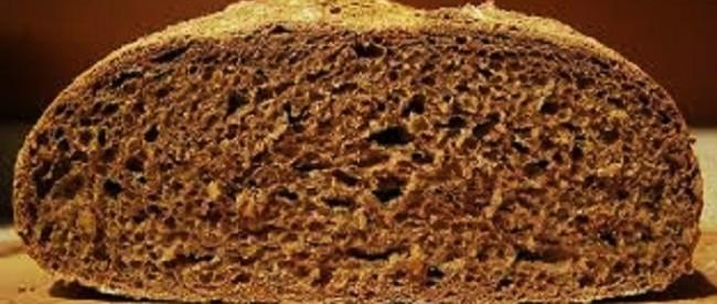 Ricetta pane integrale senza glutine