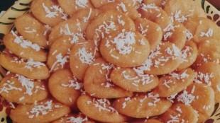 pasticcini al cocco gluten free