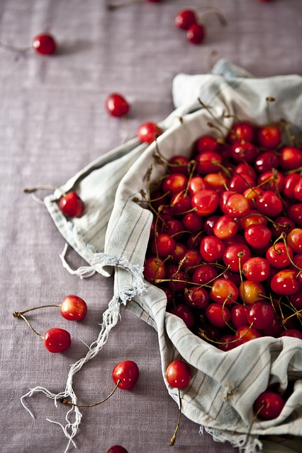 torta alle ciliegie senza glutine