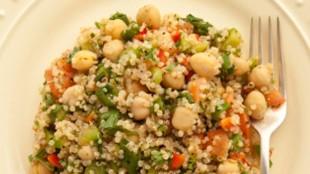 Paella alla quinoa senza glutine