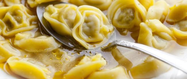 Ricetta cappelletti in brodo senza glutine