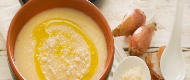 Minestra al semolino di riso senza glutine: ricetta