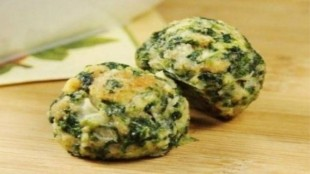 Polpette spinaci e tofu: ricetta