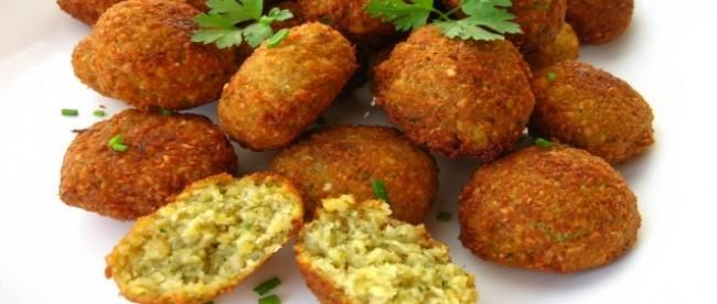 Falafel ai ceci senza glutine