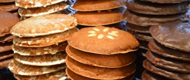 Lebkuchen senza glutine